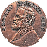 Dollar - Robert E. Lee Birthplace (Stratford, Virginia;  Type II) – obverse