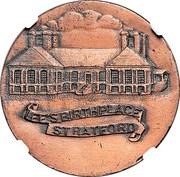 Dollar - Robert E. Lee Birthplace (Stratford, Virginia;  Type II) – reverse