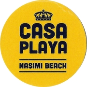 1 Corona Beer - Nasimi Beach (Casa Playa) – obverse