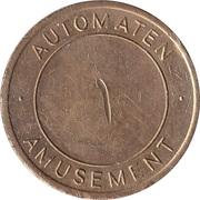 Token - Automaten Amusement – reverse