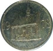 Penning - Juliana (Baronesse van IJsselstein) – reverse