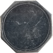 10 Cents - G.S. Wood – reverse