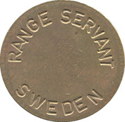 Token - Range Servant – obverse