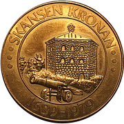 10 Kronor - Goteborg – obverse