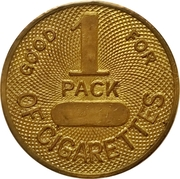 1 Pack of Cigarettes – reverse