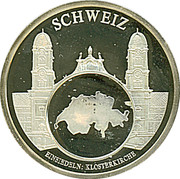 Token - European Currency (Switzerland) – obverse