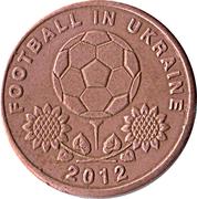 Token - Euro 2012 (Cossack) – obverse
