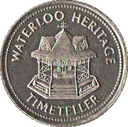 Oktoberfest Dollar - Kitchener-Waterloo, Ontario – obverse