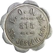 5 Cents - L.O.O.M. – obverse