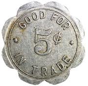 5 Cents - L.O.O.M. – reverse
