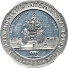 Dollar - California Midwinter Exposition (Administration Building Electric Tower) – obverse