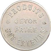 Jeton Prime - Abbaye de Bellecombe (Lyon) – obverse