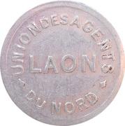 0.5 Kilo - Union des Agents du Nord (Laon) – obverse
