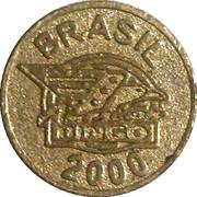 Game Token - Brasil Bingo 2000 – obverse