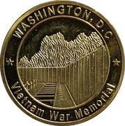 Token - Vietnam Memorial – reverse