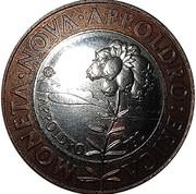 Token - 5 E (1200 years of Apeldoorn) – reverse