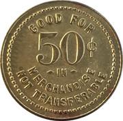 50 Cents - A & B Company – reverse