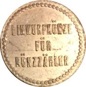 Token (Böhler / Vienna) – reverse