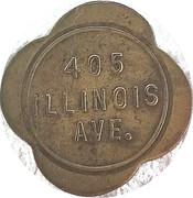 5 Dollars - 405 Illinois Ave – obverse