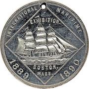 Medal - International Maritime Exhibition – obverse