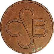 3 (CSB / Bucharest) – obverse