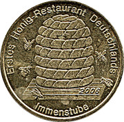1 Barni - Hönig Restaurant (Chorin) – obverse