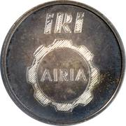 AIRIA - All India Rubber Industries Association – reverse