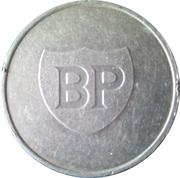 Token BP - Les cracks du sport Belge (Eddy Merckx) – reverse