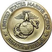 Token - U.S. Marine Corps – obverse
