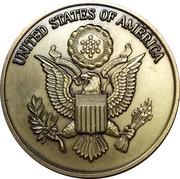 Token - U.S. Marine Corps – reverse