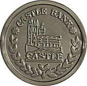 5 New Pence - Castle Bank (Play money) – obverse