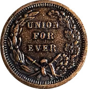 Token - Union For Ever – reverse