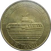 1 Dollar - BC Transit (SeaBus) – obverse