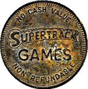 Token - Supertrack Games – obverse