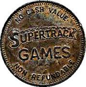 Token - Supertrack Games – reverse