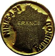1 Euro - Le Petrin Ribeirou (French Franc) – obverse