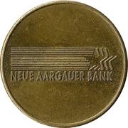 Token - Neue Aargauer Bank – obverse