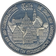 Token - Celle – obverse