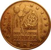 Token - Union Station Midway – obverse
