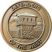 Token - Defenders of the West – obverse