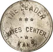 50 Cents - The Leader – obverse
