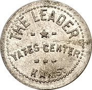 10 Cents - The Leader – obverse
