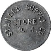 1 Dollar  - Standard Supply Co. – obverse