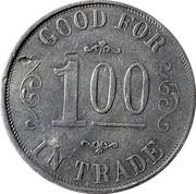 1 Dollar  - Standard Supply Co. – reverse
