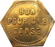 Token - Bon pour une danse - Bal Marquetti (Paris) – reverse