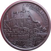 Token - Landshut Castle (St. Hubertus) – obverse