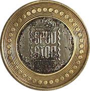 Token - Spud Stop – reverse