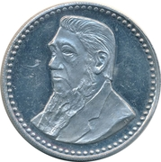 5 Shillings - Gold Reef City – obverse
