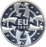 Token - European Union – reverse