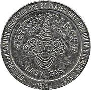 1 Dollar Gaming Token - Circus Circus Casino (Las Vegas) – obverse